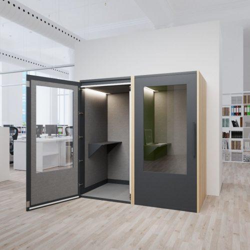 telefonboks-kontor
